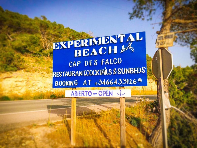 Cap des Falco (Experimental Beach)