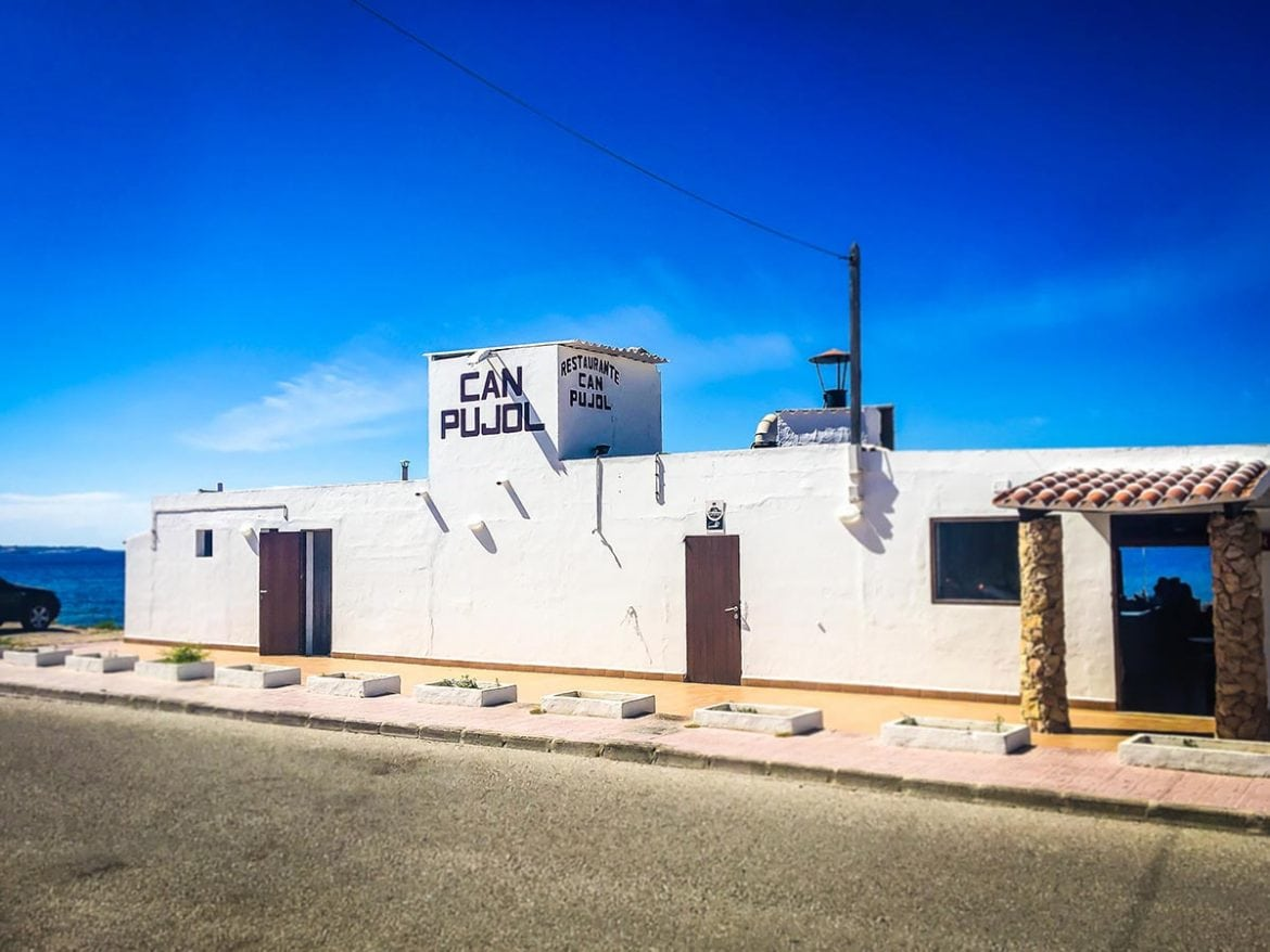 Restaurant: Can Pujol