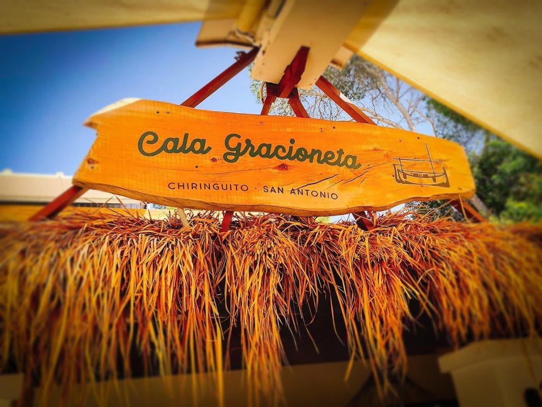 Tiny slice of paradise: Cala Gracioneta