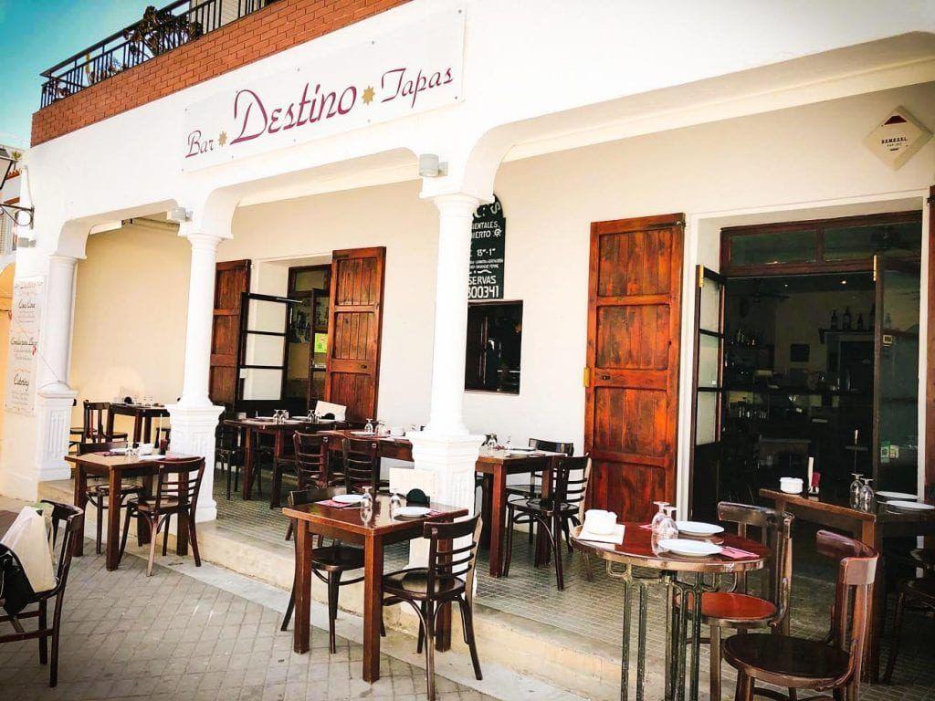 beste tapas ibiza menu tapasbar restaurant