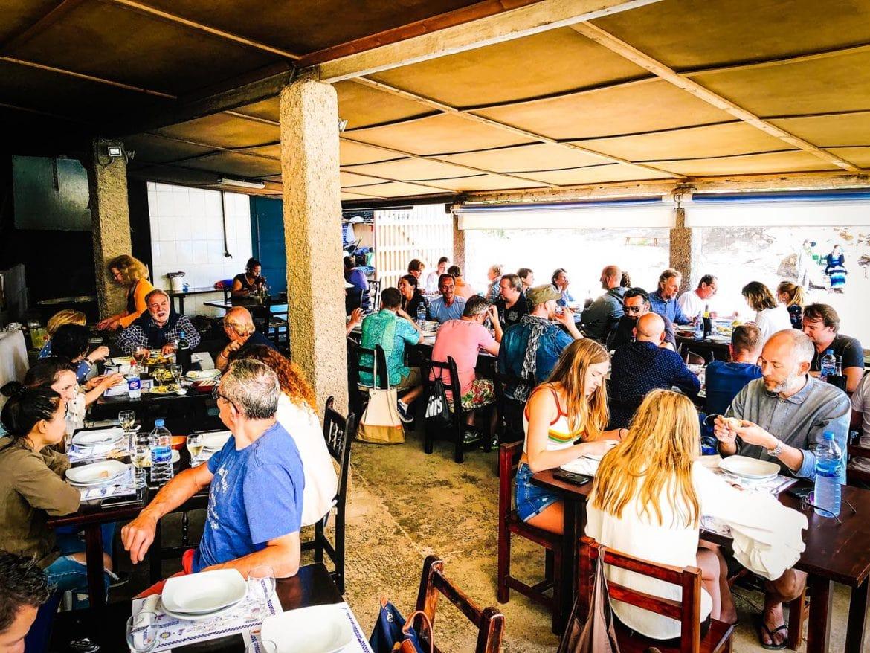Restaurant: El Bigotes