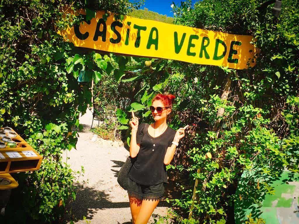 Casita Verde