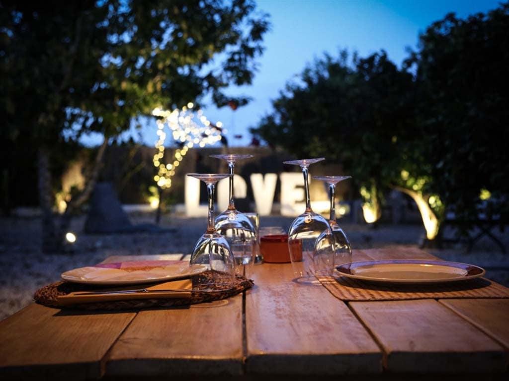 romantisch dineren restaurant ibiza charmant