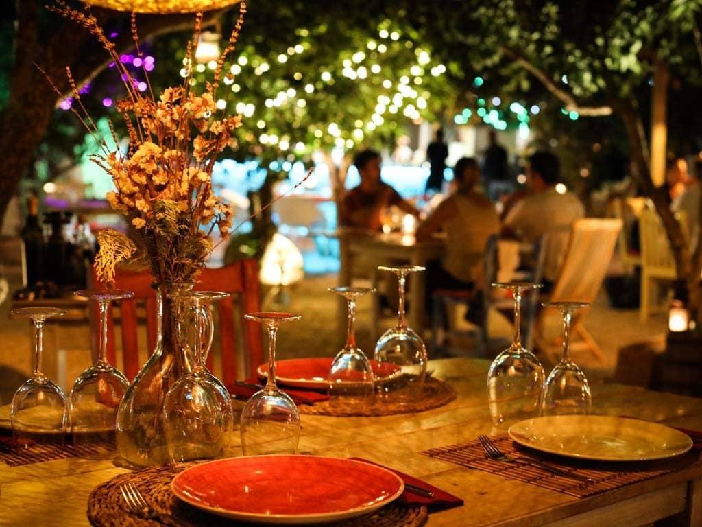 es caliu restaurant kindvriendelijk ibiza kinderen eten menu