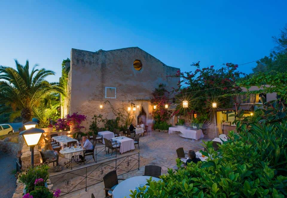 romantisch dineren ibiza lekker eten restaurant