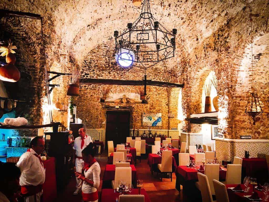 Restaurant: Sa Capella