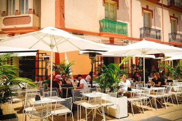 Restaurant: Maison Le Vrai