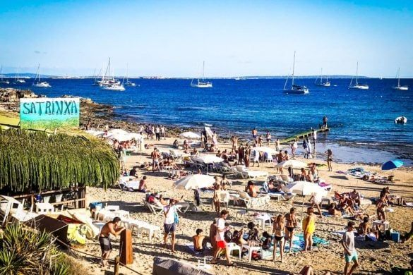 De 10 meest iconische stranden van Ibiza