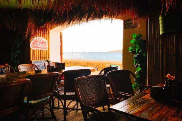 Sunset hotspot: Bamboo Bar