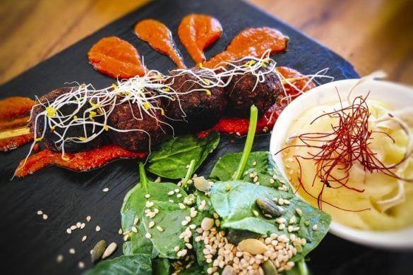 Restaurant: Wild Beets