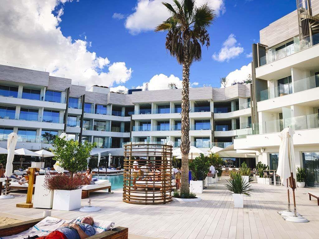 Hotel: Nobu Ibiza Bay