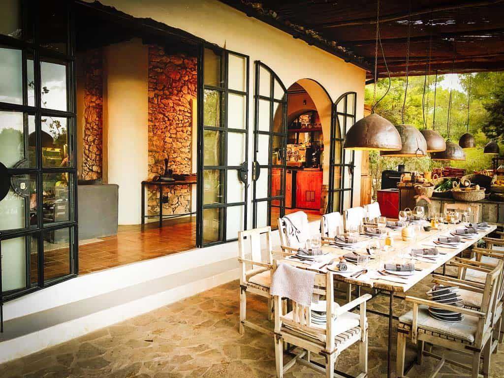 Restaurant: La Granja