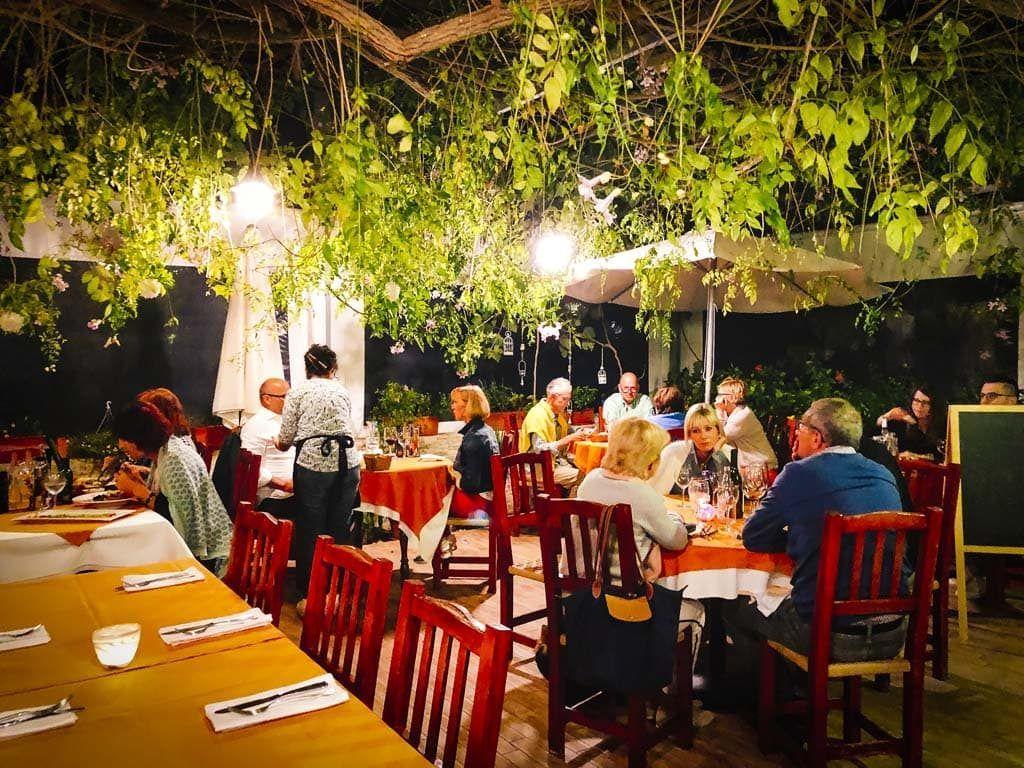 Restaurant: Sa Soca