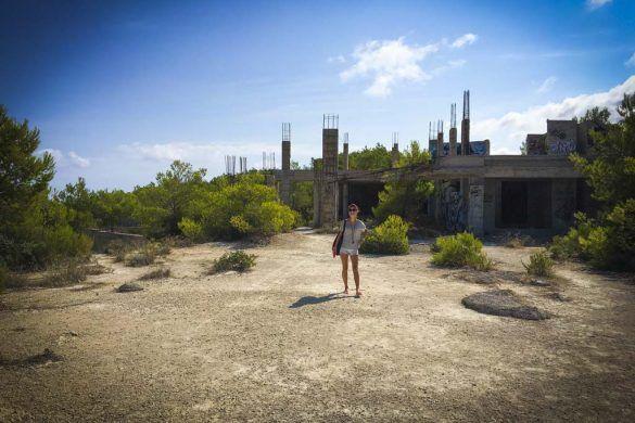 De 7 torre's van Ibiza