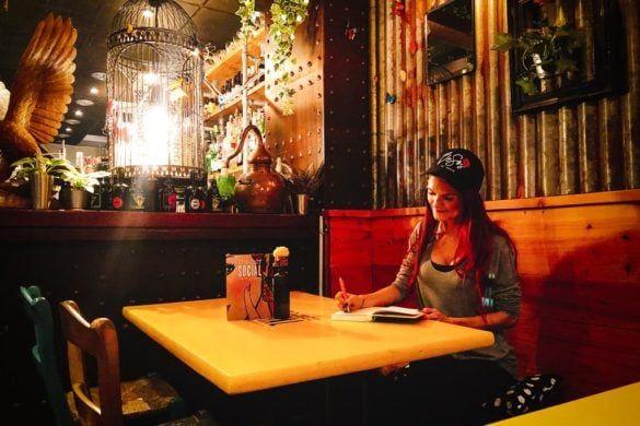 Restaurant/Bar: Project Social