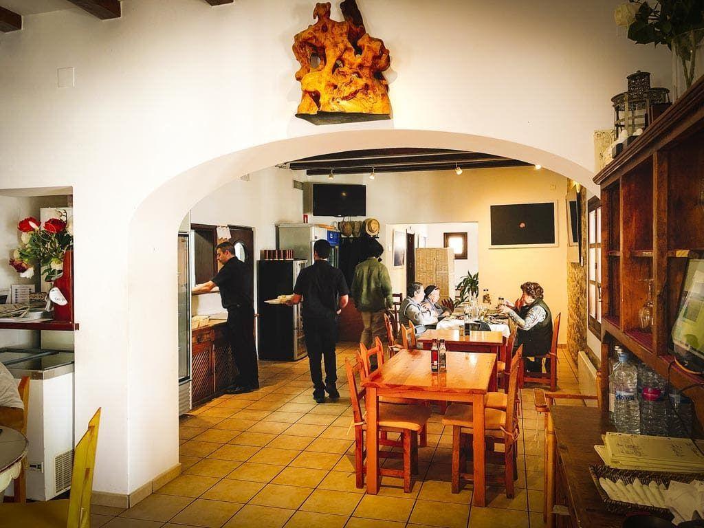 Restaurante Es Cubells