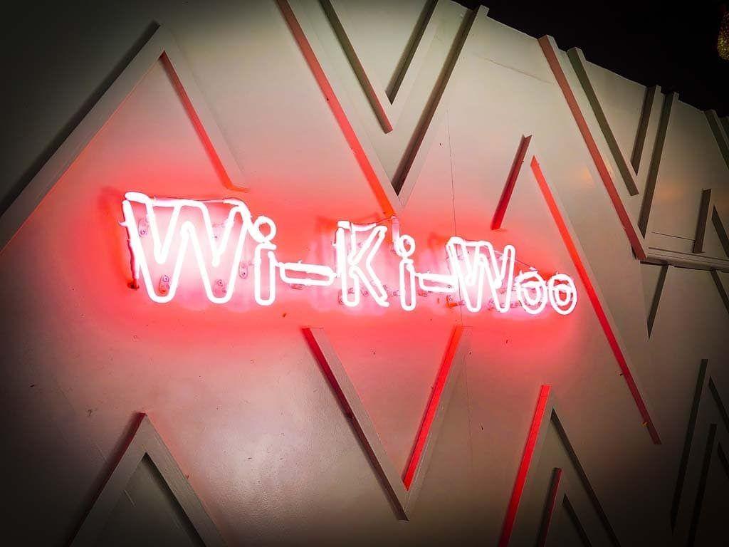 Hotel: Wi-ki-Woo