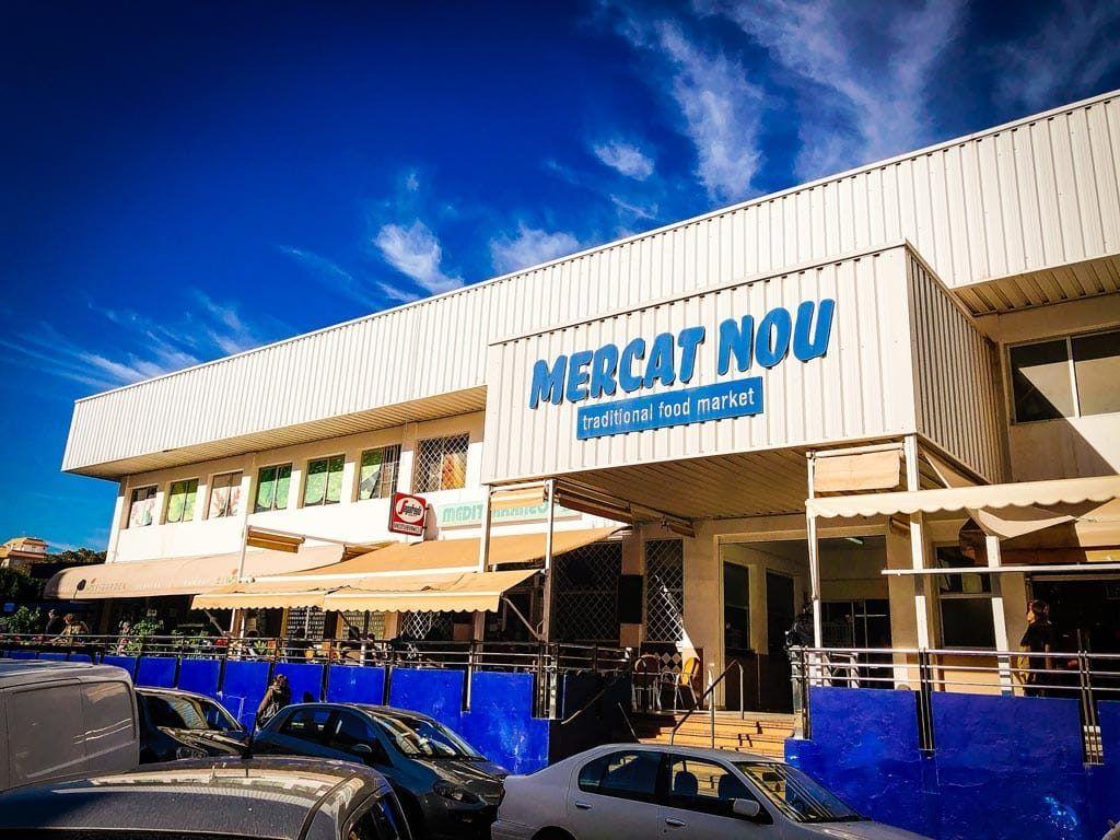 Versmarkt: Mercat Nou