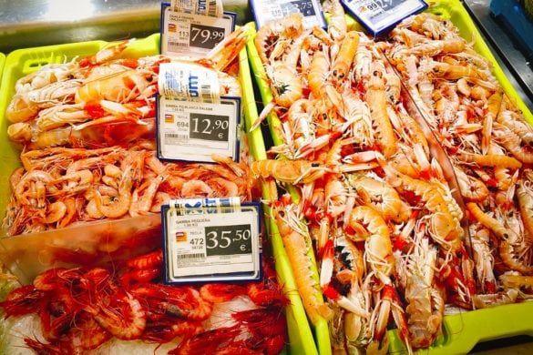 Supermarkten