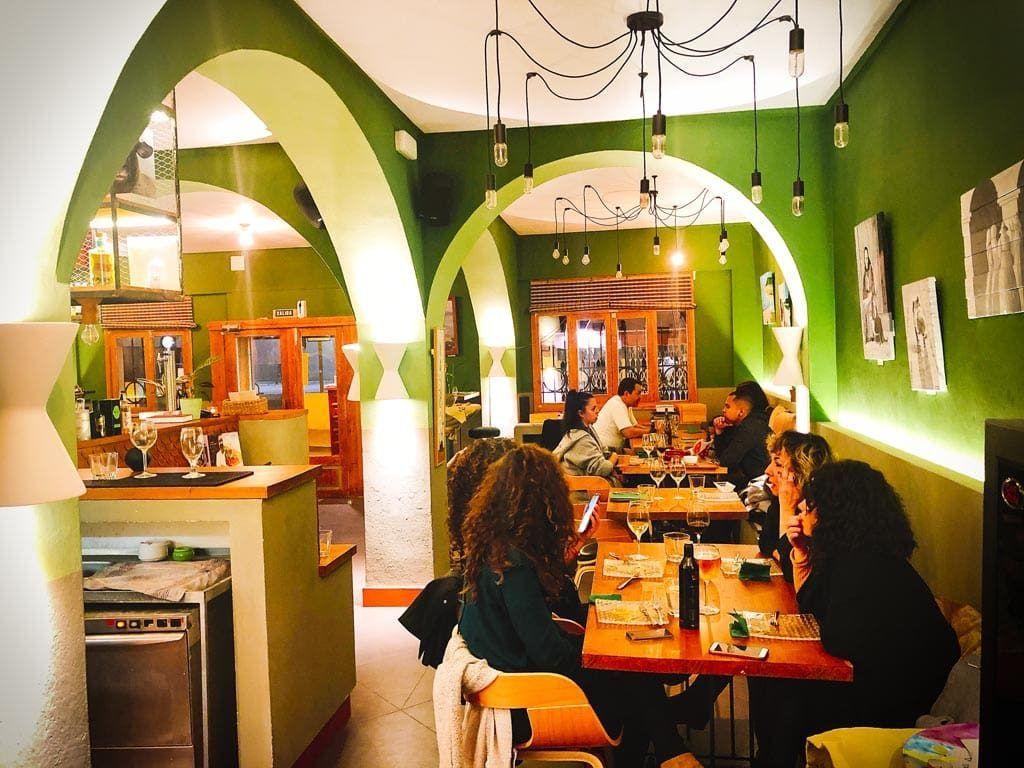Restaurant: 45 Millas