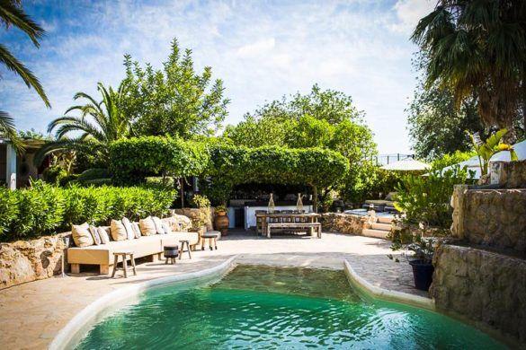 Boetiekhotels / B&B / agroturismo's op Ibiza: een overzicht