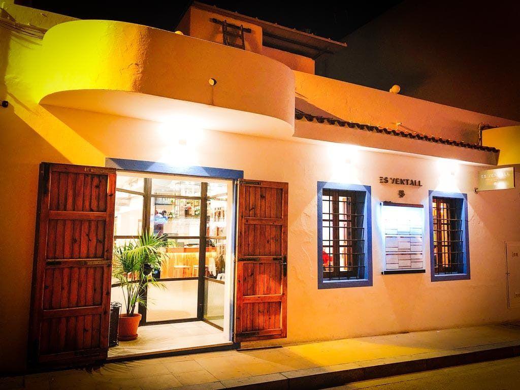 Restaurant: Es Ventall