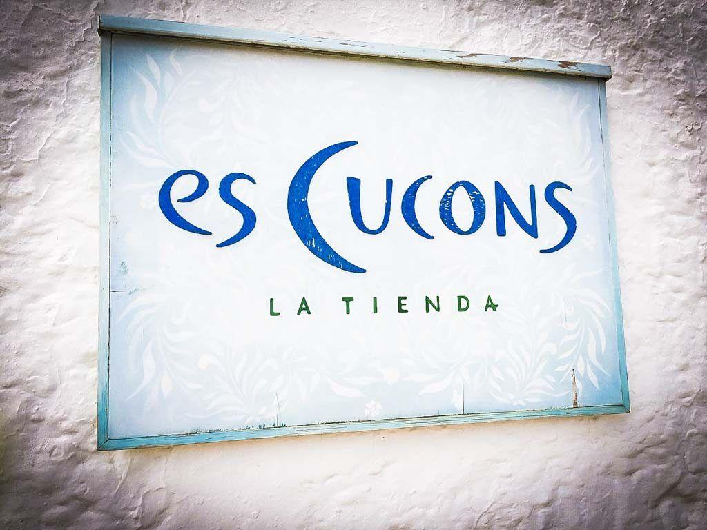 Es Cucons – La Tienda