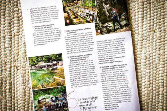 Besos de Ibiza in NINA en Ibiza magazine