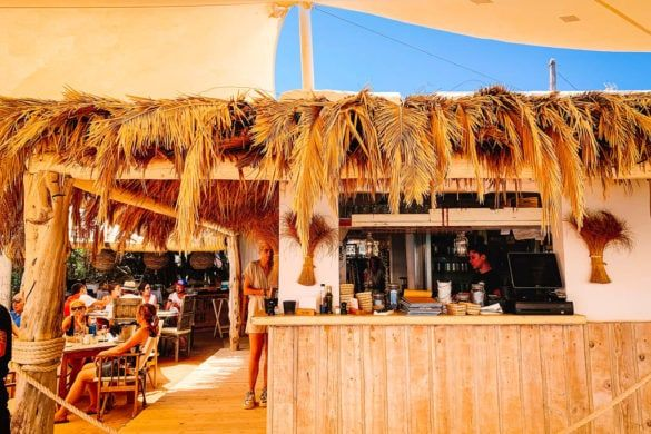 Hip & healthy: Babylon beach bar