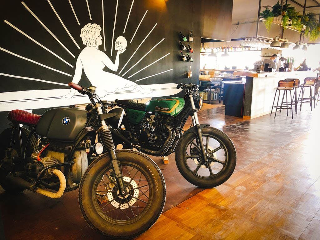 New, hot & happening: Deus ex Machina
