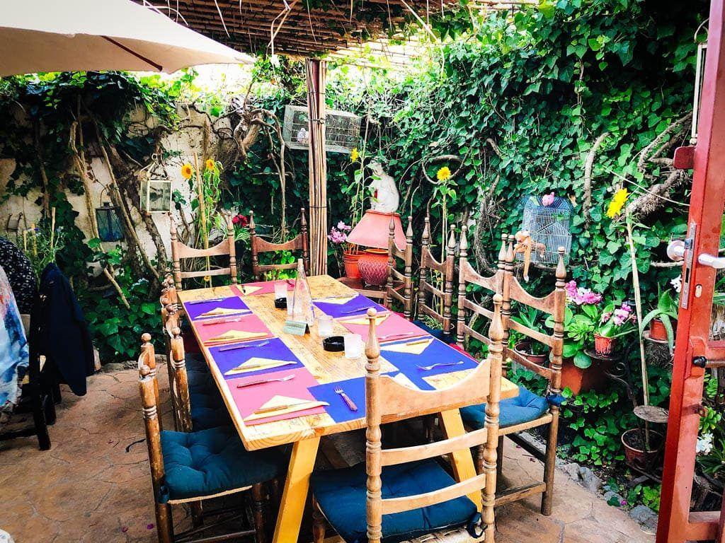 Restaurant: Finca Can Suldat