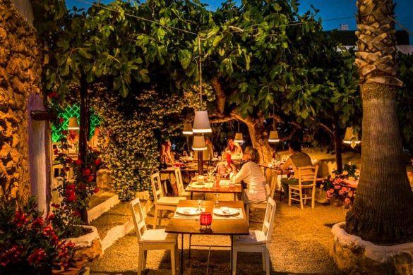 Charmant dineren in het Noorden: La Luna Nell'Orto