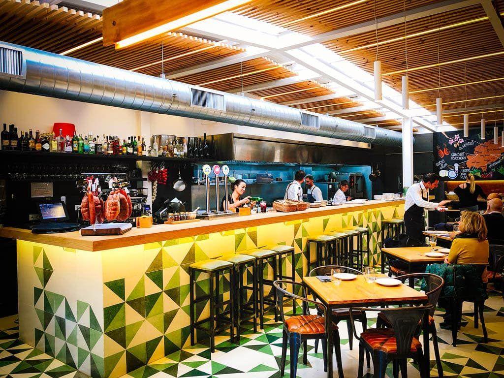 Gastro bar & tapas: Re-art
