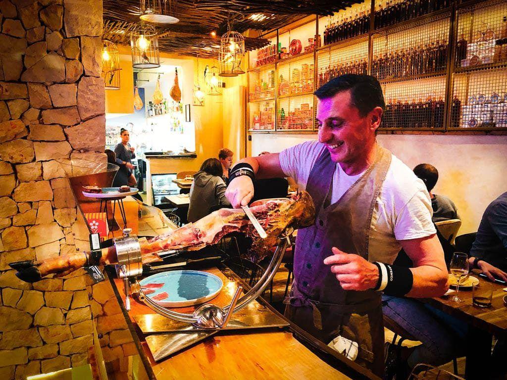 Comida Ibicenca in Hasselt: Ibiza bouff