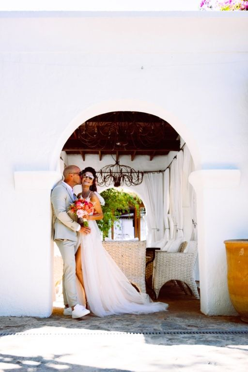 Let love rule! Our Ibiza wedding…