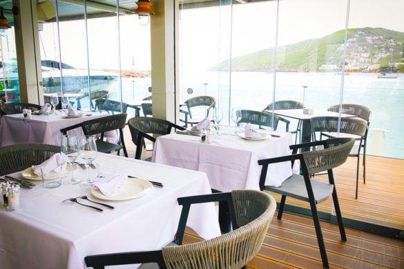 cala bassa santa eularia haven restaurant