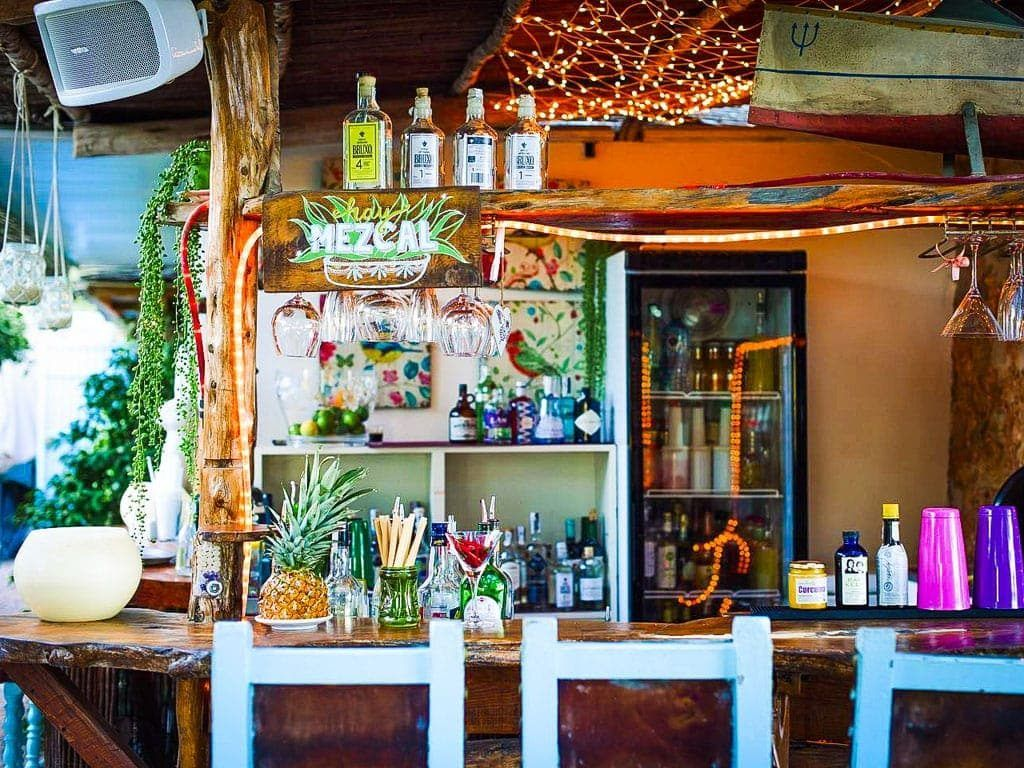 La Paloma restaurant café ibiza