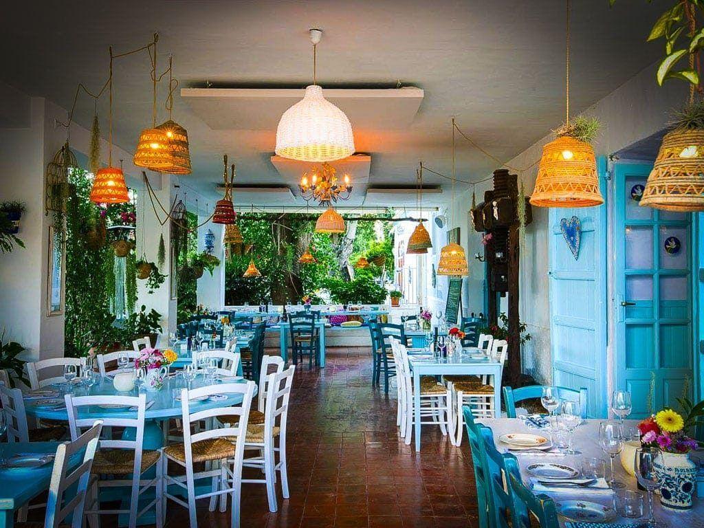 la paloma ibiza restaurant cafe