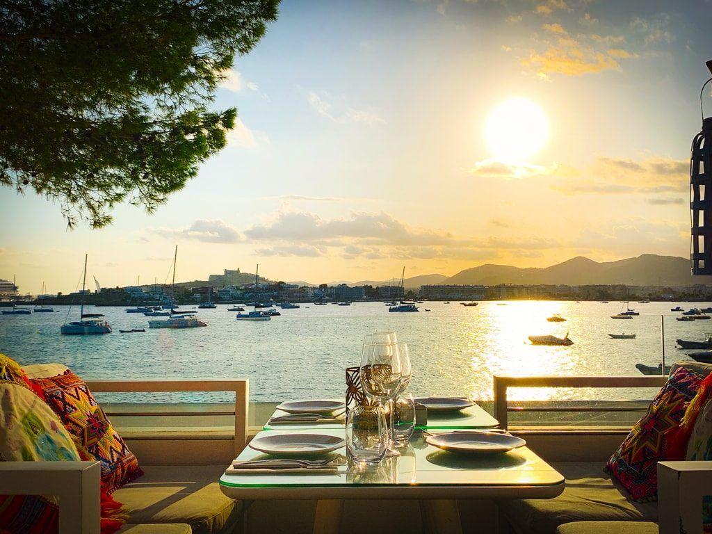 romantisch restaurant ibiza