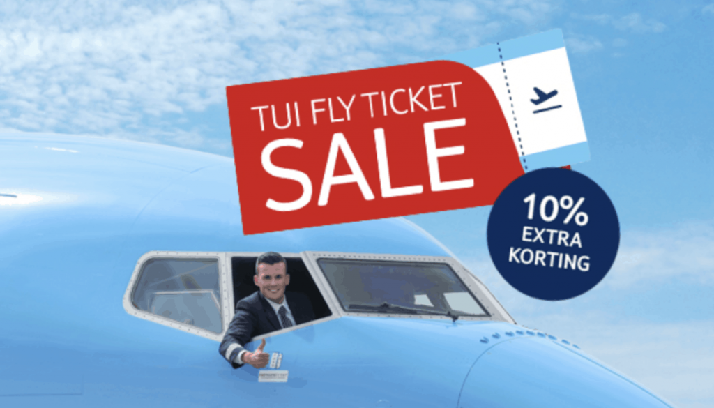 tui fly ticket sale ibiza