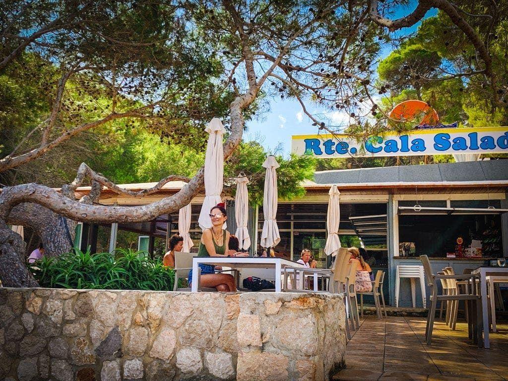 Restaurant Cala Salada