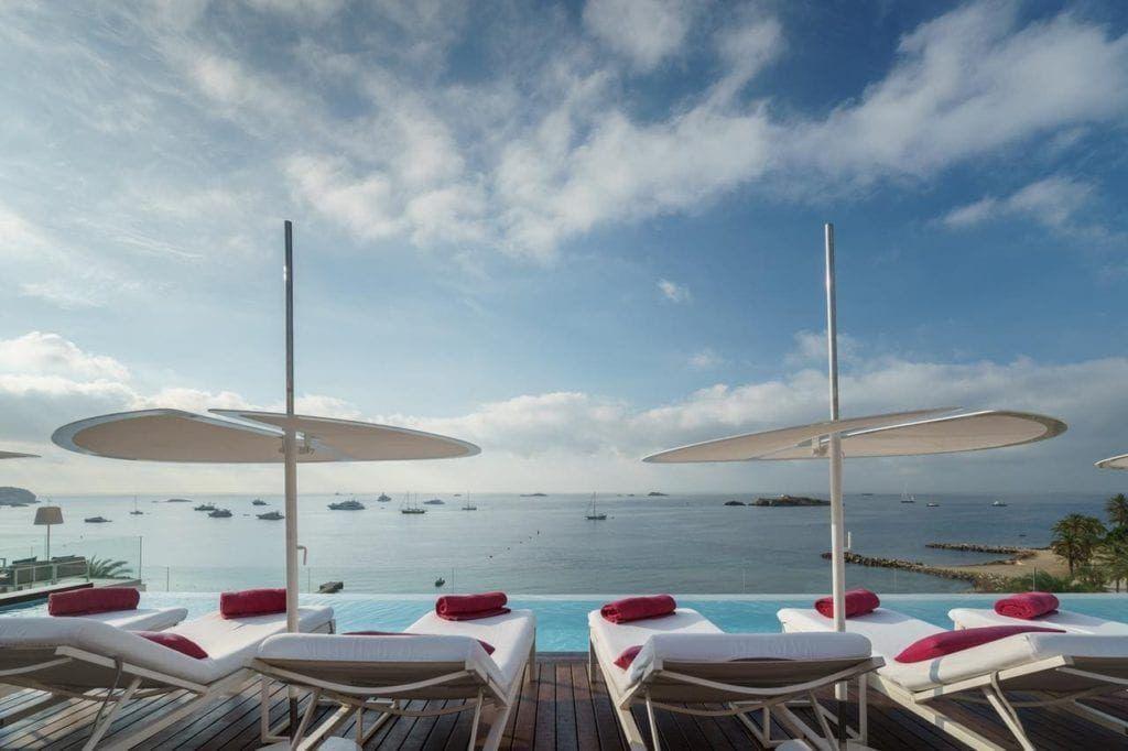 One ibiza suites hotel