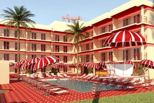 romeo's ibiza nieuw hotel concept thema