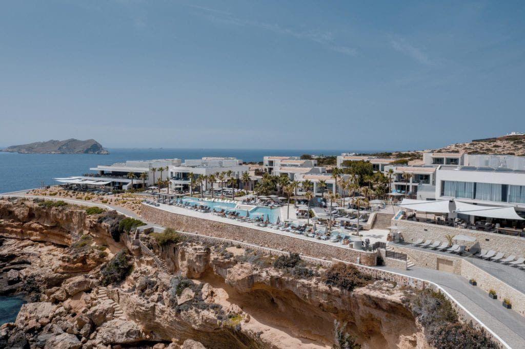 seven pines ibiza hotel es vedra