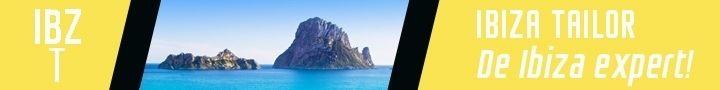 Tailor Ibiza Banner ad