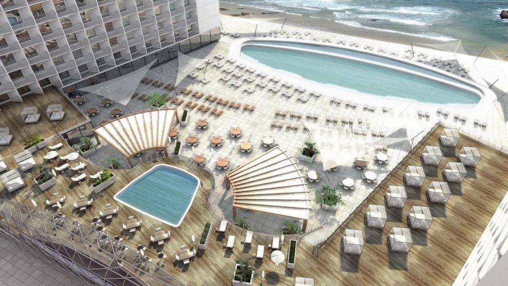 nieuw hotel ibiza twiins