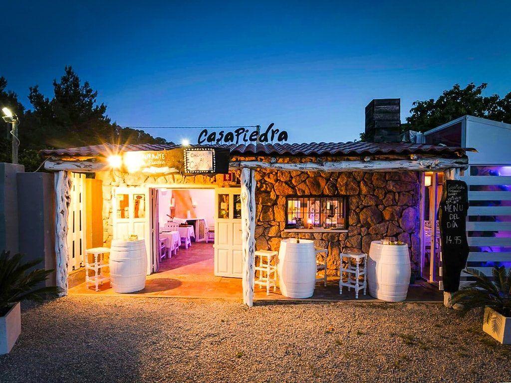 casa piedra ibiza restaurant tips