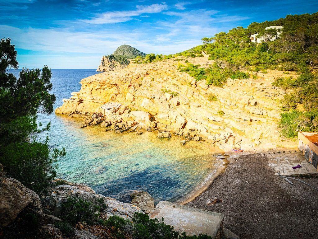 playa punta galera strand geheim