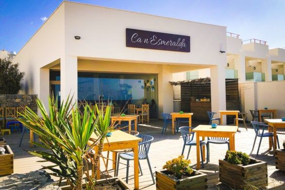 Ca n'Esmeralda restaurant tapas