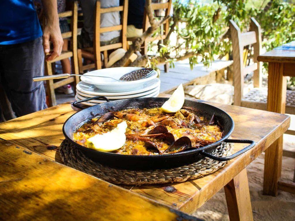beste paella ibiza